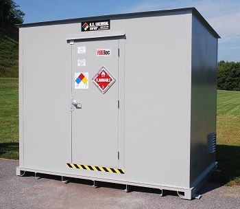 Combustible Storage Buildings Offer Safe Chemical Storage