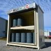 large capacity chemical storage