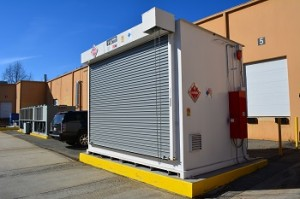 xylene chemical storage