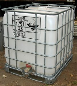 sodium-hypochlorite-bleach-storage
