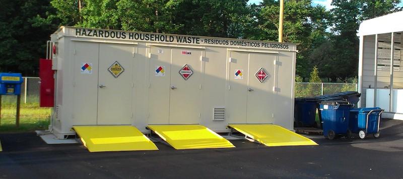 storage-buildings-household-hazardous-waste-disposal