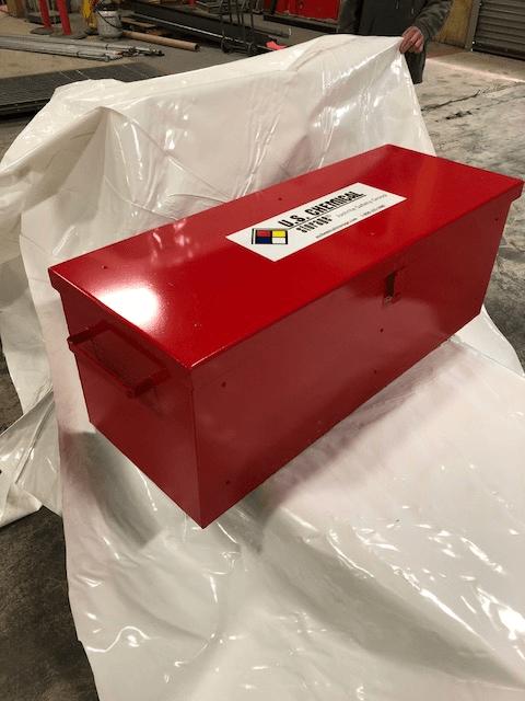 explosive storage magazines