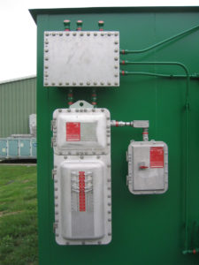 intrinsically safe US Chemical Storage Accessories