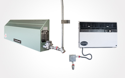 chemical storage climate control options