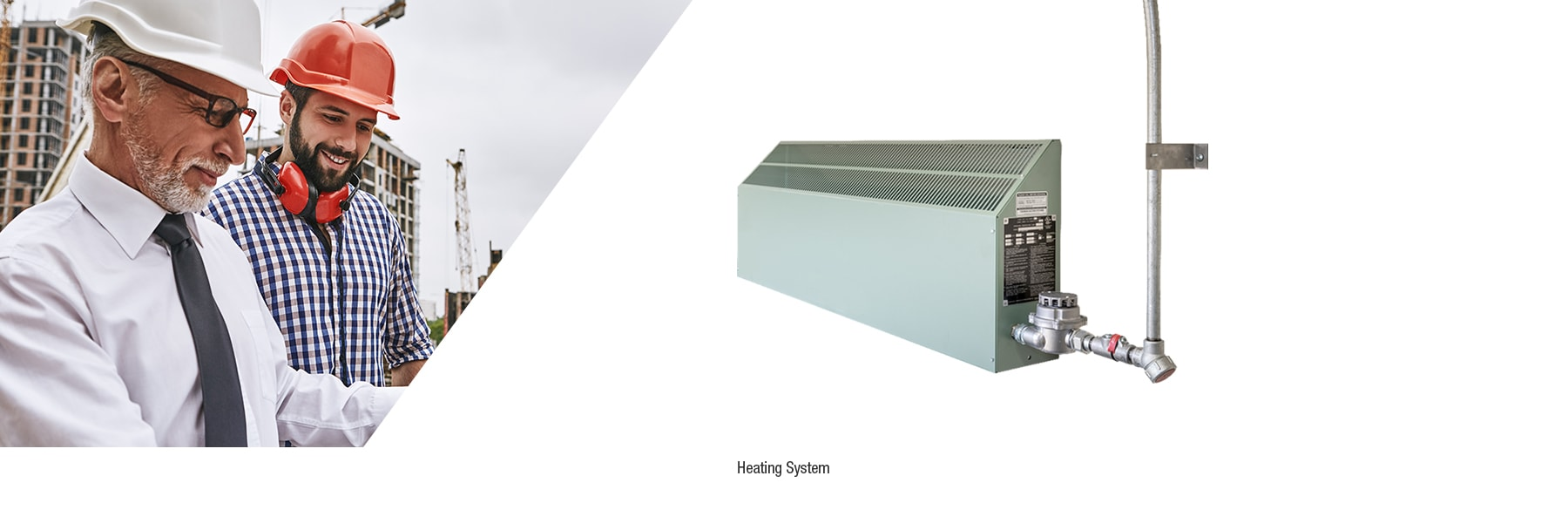 Heating system for chemical storage units