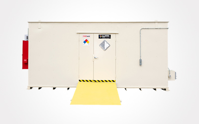chemical storage building indoor accessories