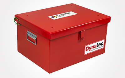 DynaLoc™ Type 3 Day box for Explosives