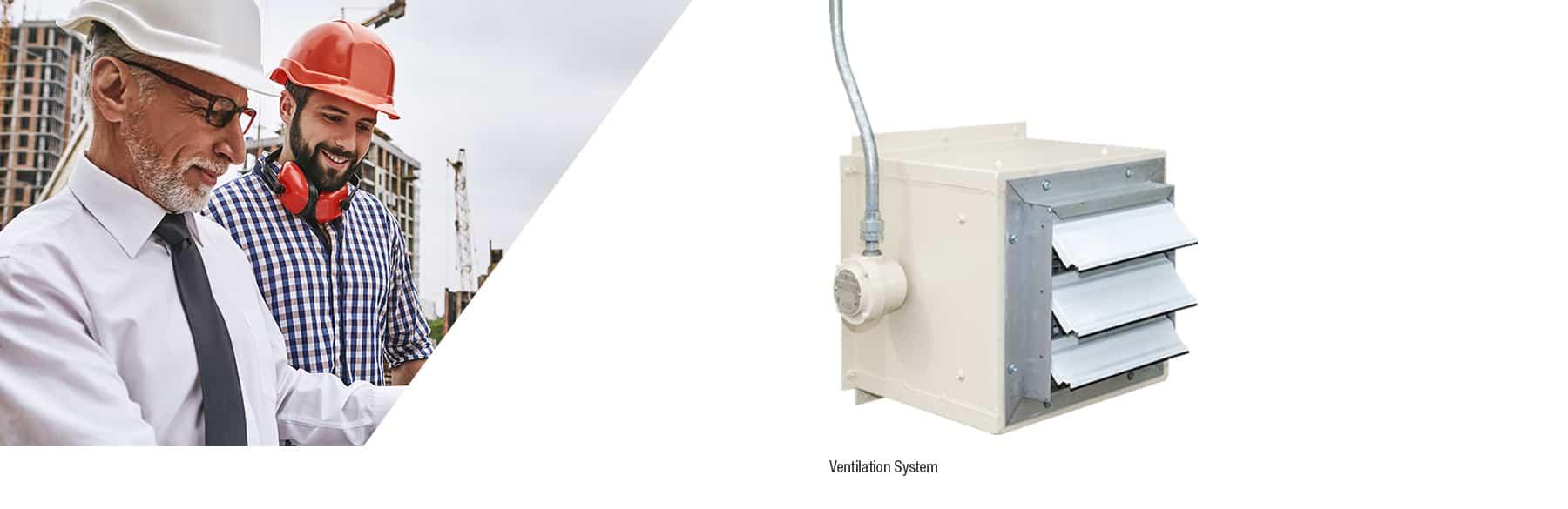 chemical storage ventilation