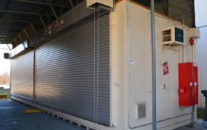 Food and beverage storage unit: Flammable Storage Hazmat Building by US Chemical Storage