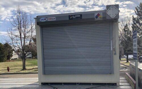 White Buffalo Hemp Co. & Cannabis  IBC Storage Container Solutions